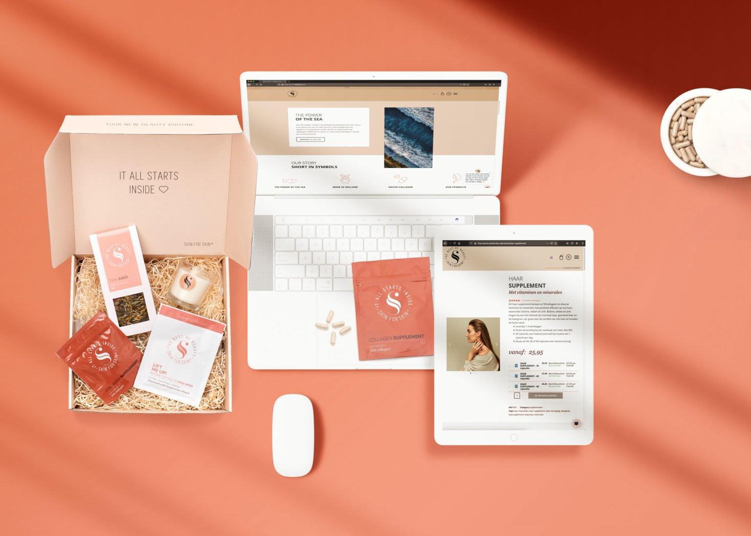 Markenliebhaber Skinforskin Mockup Website 1