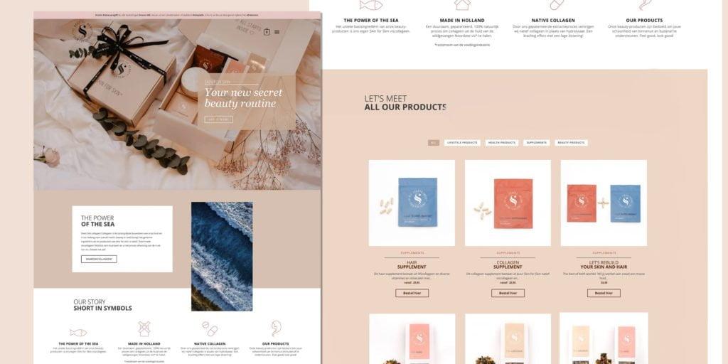 Skinforskin 01 Webseite